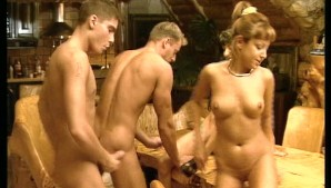 Young couples having fun (CLIP)