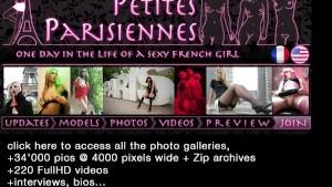 skinny french pornstar lingerie