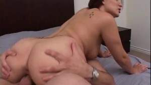 Big Titty Hairy Pussy Girl Dick Pounded