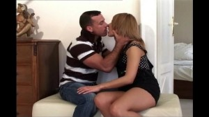 Naughty Roxy hot jizz shot in mouth