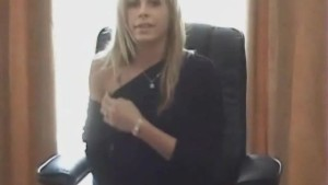 Blonde amateur babe crave cumshot