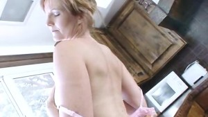 Housewife Water Masturbation S