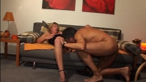 Hot MILF gets her daily dose of cock