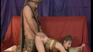 Ali Baba gets a hot pussy and