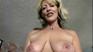 Beautiful MILF Getting Drilled