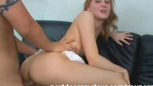 Kimber Blonde Girl Fucked and