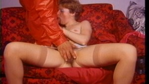 Hairy pussy gets fucked