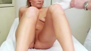 Janelle young mom having gyno