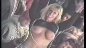 Big tits and small tits all out in the open
