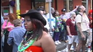 Everyone is OUT for Mardi Gras PT.1/2