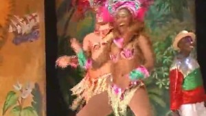 I fucked my First Brazilian Samba Queen in RIO
