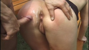 cream pie at the picnic