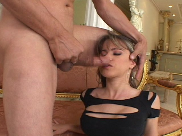 The art of sucking cock