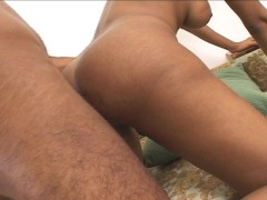 Picture Dude-Lady Likes His Ass Licked