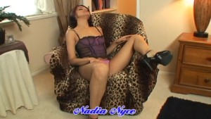 Nadia and her great tasting pussy
