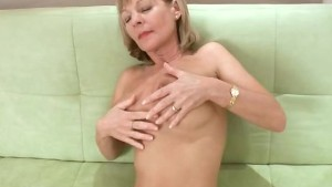 Horny Housewife In Lingerie Fu