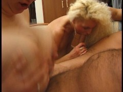 Noise From Wifes Big Tits Slapping Together Causes a Stir in Neighbors Pants