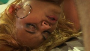 Blonde Hottie in Braces Gets Nasty