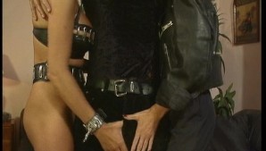 Black Leather and Belts