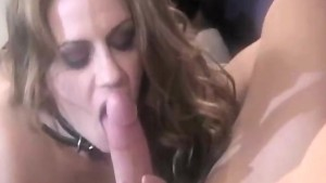 Hot Chick Gets Fucked by a Big