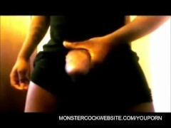 Picture MONSTER BLACK COCK