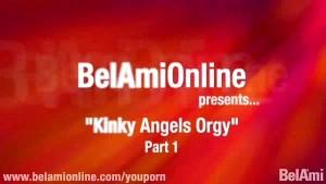 Kinky Angels Orgy Pt 1