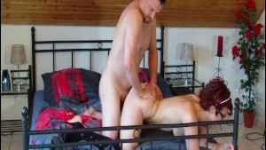 german slut is fucking hot boy