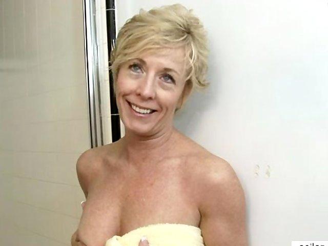 dildo shower