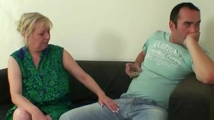 Mother in law lures him into s