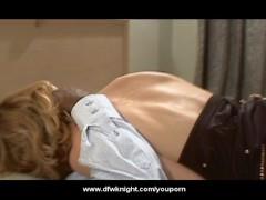 mari femme femme: hubby films wifey in a motel