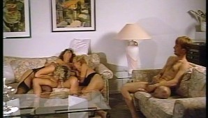 Three older women share a boy toy - Julia Reaves
