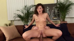Gorgeous Luise Riding Dick - CzechSuperStars
