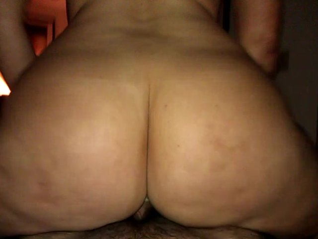 bouncing ass cowgirl