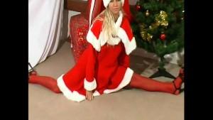 Christmas flexi nylon fun (clip)