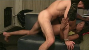 White Euro Guy Fucking African Hottie