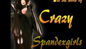 Flexible spandex Rachel (clip)