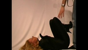 Marlena in fullbody nylon (cli