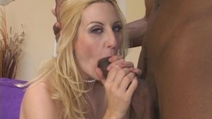 Blonde Wife's New Black L