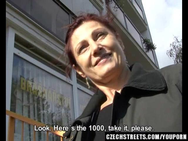 Czech Streets - Jitka - Free Porn Videos - YouPorn