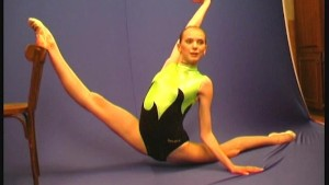 Russian Ballerina Marina (clip)