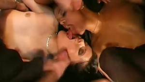 Adina and Perla get fucked har