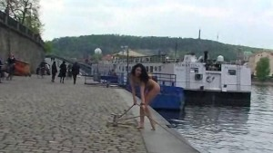 Spectacular Public Nudity With