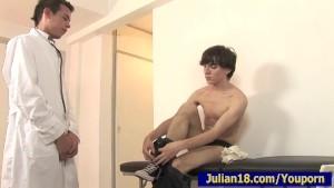Doctor Testing Amazing Julian