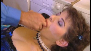 Housemaid joins in the fun