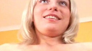 Maria Stripping and Filmed in
