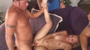 Blonde Wife Screwed, Husband S