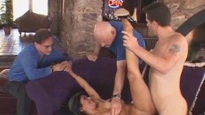 Big Titted Wife gets Screwed,