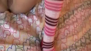Tiff Love on Stripped Sox