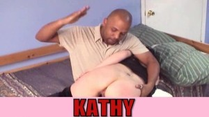 Kathy gets dominated by a black guy