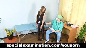 Female medical examination